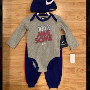 NWT Baby Boy Nike Outfit